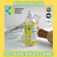 Avoda Olive Mild Liquid | Pencuci Piring Anti Bakteri Pengangkat lemak - 500 ml
