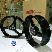 Velg racing tapak lebar Tiger old Mega pro old Vixion old merk MGV
