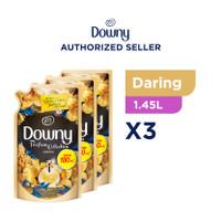 Downy Pelembut & Pewangi Pakaian Daring Refill 1.45L Paket isi 3