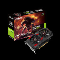ASUS Cerberus GeForce® GTX 1050 Ti OC Edition 4GB GDDR5