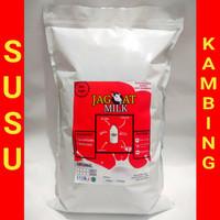 Susu Kambing Etawa 1kg Kemasan Almunium foil jagoat milk