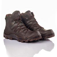 SEPATU SAFETY BOOTS PRIA LAVIO TWEPS - Cokelat, 39