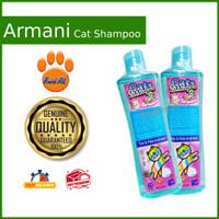 Armani Shampoo - Shampoo Armani Tick & Flea - Shampo Raid All Armani