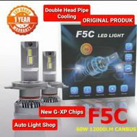 Led H11.H1.H16.H8 . F5C DHP . 60watt GXP Chips . LED H4 GX-P Chip