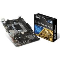 Motherboard MSI H110M Pro VH Plus Mainboard LGA 1151