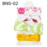 Bandana Bayi Pita Anak Bando Set COD - BNS-02