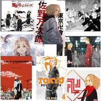 Poster Anime PosterTokyo Revengers - Paketan