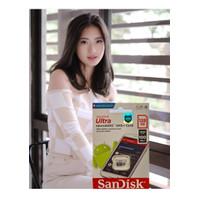 Sandisk Ultra Micro SD 128GB 100Mbps CLASS 10 MicroSDXC Original