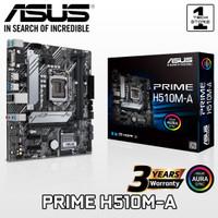 Motherboard ASUS Prime H510M-A  Intel Socket LGA 1200 DDR4 MATX