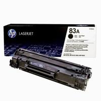 Toner Cartridge LaserJet Hp 83A CF283A Black Original