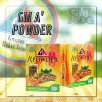 A Powder GM   Herbal Lambung   Pencernaan   Pernapasan   Ceplukan