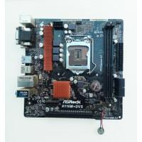 MOBO ASROCK H110M-DVS R3.0 LGA 1151 DDR4