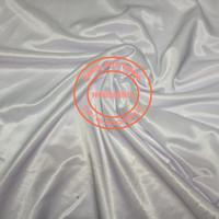 Bahan kain abutai kiloan - Putih