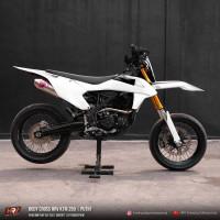 body set KTM 250 2017 pnp klx bf dtracker