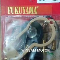 Repair kit karburator assy Honda Tiger Revo Tiger 2000 merk Fukuyama