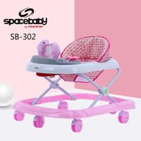 Baby Walker Spacebaby Sb 302