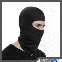 Masker Balaclava - Full Face Mask Motor Spandex Ninja Buff Quick Dry