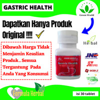 Gastric health green world ORIGINAL