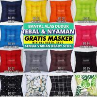 BANTAL ALAS DUDUK SOFA KURSI - BIG SALE - BD85 BEST SELLER