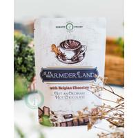 WARMDERLAND WITH BELGIAN CHOCOLATE - HOT CHOCOLATE PREMIX 45GR