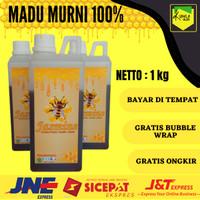Madu Jasmine 1 liter Asli Murni Hutan Kalimantan Multiflora Terbaru