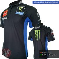 Polo Shirt Motogp Yamaha Monster 2021