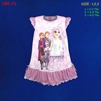 (DB2-2S) Daster Anak Frozen II Beautiful Dream U 2-5 Tahun