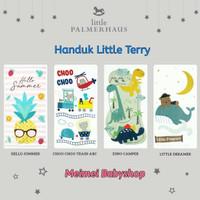 Handuk Bayi Anak Little Terry Extra Soft Baby Towel Little Palmerhouse