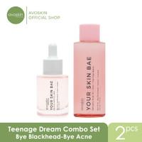 Avoskin Teenage Dream Combo Set Bye Blackhead-Bye Acne