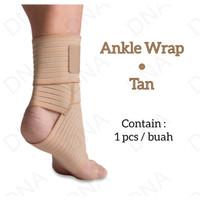 Ankle Wrap Support / Deker Pergelangan Kaki (Elastic Bandage)