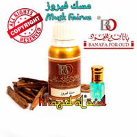 Minyak Wangi Musk Fairuz Banafa For Oud Asli Arab Saudi