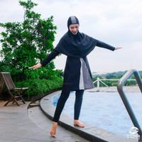 Baju Renang Wanita Muslim Muslimah Premium Edora ESC