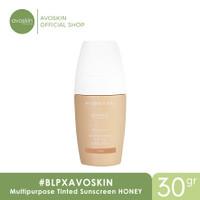 BLPXAvoskin Multipurpose Tinted Sunscreen 30 gr - Honey