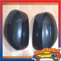 Cover Spion Honda Brio Satya 2013-2020 Carbon