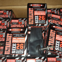 BAN DALAM MAXXIS 26 x 1.5sd 1.75 PENTIL KECIL/PRESTA VALVE 35mm
