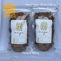 Daun Cengkeh Kering 30 gram (Daun Cengkih / Syzygium Aromaticum)