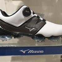 Sepatu Golf Boa Mizuno putih
