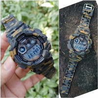 Jam Tangan Pria Casio G-Shock GD-120 Autolight / Casio G-Shock Digital