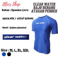 Clear Water Baju Renang Diving Atasan Pria MS011