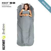 Klymit Nest Hot Weather Sleeping Bags Liner