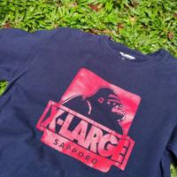 X Large t shirt kaos Bape Bathing Ape Nike Adidas uniqlo Puma Japan