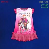 (DB-2O) Daster Anak Frozen II Beautiful Dream U 2-5 Tahun