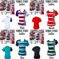 MURAH Baju Badminton Bulutangkis Cewek Yonex Grade Ori Import 21001