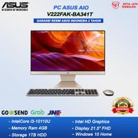 ASUS PC AIO V222FAK-BA341T i3-10110U 4GB/ 1TB/ 21,5FHD Win 10