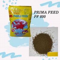 PF 800 pelet ikan pakan pellet benih bibit lele gurame nila Pakan Ikan