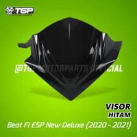 Visor Honda Beat FI ESP 2020 Deluxe TGP Aksesoris Variasi Windshield