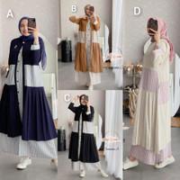 Gamis Dress CANTIKA 3 by Gagil Fashion