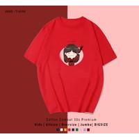 T-SHIRT / KAOS IKON Kpop edition / best seller / termurah / custom