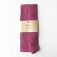 Kain Napkin / Kain Serbet 100% cotton Background Prop Foto - Merah